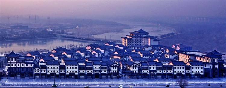 临朐龙韵文化城